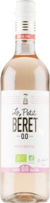 [kuva: Le Petit Béret Bio Rosé Prestige(© Alko)]