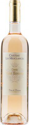 [kuva: Château Les Mesclances Cuvée Saint Honorat 2020(© Alko)]