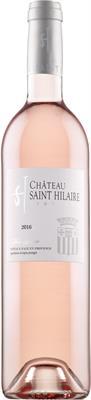 [kuva: Château Saint Hilaire Provence Rosé 2016(© Alko)]