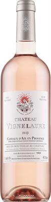 [kuva: Château Vignelaure Rosé 2013(© Alko)]