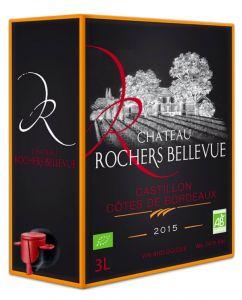 [kuva: Château Rochers Bellevue 2016 hanapakkaus(© Alko)]