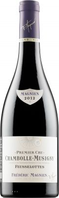 [kuva: Frédéric Magnien Chambolle-Musigny 1er Cru Les Feusselottes 2012(© Alko)]