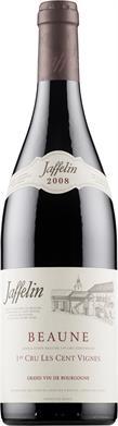 [kuva: Jaffelin Beaune 1er Cru Les Cent Vignes 2008(© Alko)]