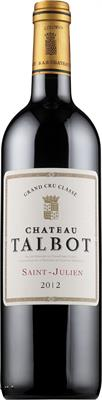 [kuva: Château Talbot 2012(© Alko)]