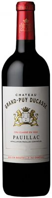 [kuva: Château Grand-Puy Ducasse 1995(© Alko)]