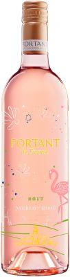Fortant de France Merlot Rosé 2017
