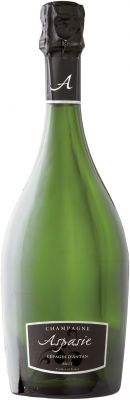 [kuva: Aspasie Cépages d'Antan Champagne Brut(© Alko)]