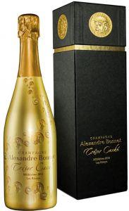 [kuva: Alexandre Bonnet Trésor Caché Millésime Champagne Brut 2012(© Alko)]
