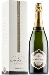 [kuva: Alfred Gratien Millésimé Champagne Brut 2004(© Alko)]
