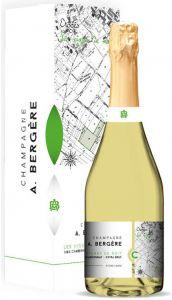 [kuva: A. Bergère Les Vignes de Nuit 100% Chardonnay Champagne Extra Brut(© Alko)]