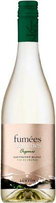 [kuva: Les Fumées Blanches Organic Sauvignon Blanc 2020(© Alko)]