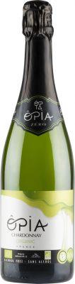 [kuva: Opia Chardonnay Sparkling Organic Alcohol Free(© Alko)]