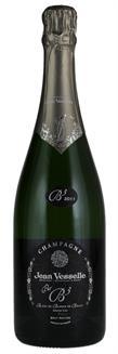 [kuva: Jean Vesselle Pur B3 Blanc de Blancs de Bouzy Grand Cru Champagne Brut Nature 2012(© Alko)]