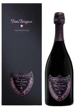 [kuva: Dom Perignon Rosé Champagne Brut 2004(© Alko)]
