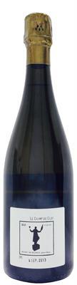 [kuva: Charles Dufour Le Champ du Clos Pinot Blanc Champagne Brut Nature(© Alko)]