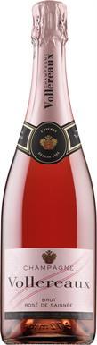 [kuva: Vollereaux Rosé de Saignée Champagne Brut(© Alko)]