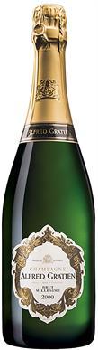 [kuva: Alfred Gratien Millésimé Champagne Brut 2000(© Alko)]