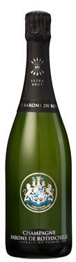 [kuva: Barons de Rothschild Champagne Extra Brut(© Alko)]