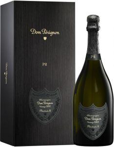 [kuva: Dom Pérignon Vintage P2 Champagne Brut 2002(© Alko)]