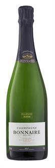 [kuva: Bonnaire Blanc de Blancs Grand Cru Champagne Brut 2006(© Alko)]