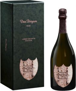 [kuva: Dom Pérignon Rosé Vintage Lenny Kravitz Edition Champagne Brut 2006(© Alko)]