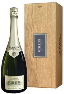 [kuva: Krug Clos du Mesnil Blanc de Blancs Champagne Brut 2002(© Alko)]