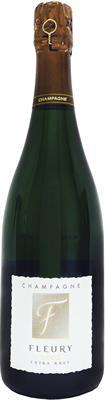 [kuva: Fleury Extra Champagne Brut 2002(© Alko)]