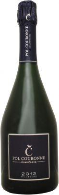 [kuva: Pol Couronne Millésimé Champagne Brut 2012(© Alko)]