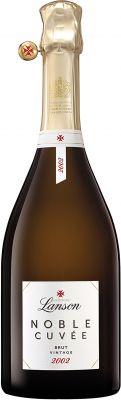 [kuva: Lanson Noble Cuvée Vintage Champagne Brut 2002(© Alko)]