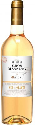 [kuva: Rigal Original Gros Manseng Vin Orange 2019(© Alko)]