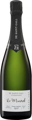 [kuva: De Saint-Gall Le Minéral Grand Cru Champagne Extra Brut(© Alko)]