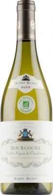 [kuva: Albert Bichot Bourgogne Vieilles Vignes de Chardonnay 2018(© Alko)]