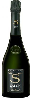 [kuva: Salon Le Mesnil Blanc de Blancs Champagne Brut  2007(© Alko)]