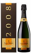 [kuva: Veuve Clicquot Vintage Champagne Brut 2008(© Alko)]