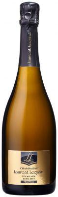 [kuva: Laurent Lequart Pur Meunier Prestige Champagne Extra Brut(© Alko)]