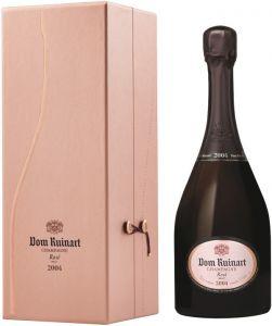 [kuva: Dom Ruinart Rosé Champagne Brut 2004(© Alko)]