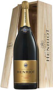 [kuva: Henriot Millésimé Champagne Brut Jeroboam 1996(© Alko)]