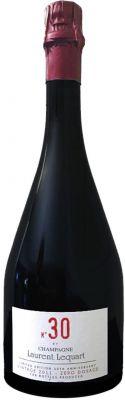 [kuva: Laurent Lequart N° 30 Vintage Champagne Zéro Dosage 2011(© Alko)]