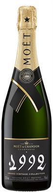 [kuva: Moët & Chandon Grand Vintage Collection Champagne Brut 1992(© Alko)]