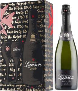 [kuva: Lanson Père et Fils Champagne Brut(© Alko)]