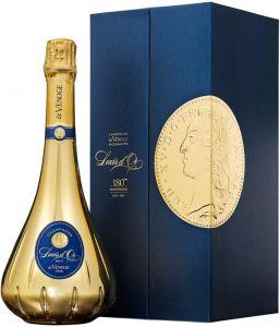 [kuva: de Venoge Louis d'Or Millésime Champagne Brut 1996(© Alko)]