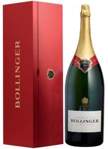[kuva: Bollinger Special Cuvée Champagne Brut Metuselah(© Alko)]