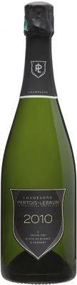 [kuva: Pertois-LeBrun Grand Cru Blanc de Blancs Millésimé Champagne Extra-Brut 2010(© Alko)]