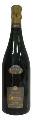 [kuva: Egérie de Pannier Champagne Extra Brut 1988(© Alko)]