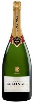 [kuva: Bollinger Special Cuvée Champagne Brut Jeroboam(© Alko)]