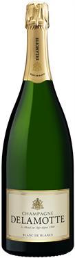 [kuva: Delamotte Blanc de Blancs Champagne Brut(© Alko)]