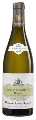 [kuva: Albert Bichot Domaine Long-Depaquit Chablis Grand Cru Bougros 2015(© Alko)]