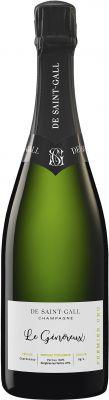 [kuva: De Saint-Gall Le Généreux Premier Cru Champagne Extra Brut(© Alko)]