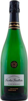 [kuva: Nicolas Feuillatte Collection Vintage Blanc de Blancs Champagne Brut 2012(© Alko)]