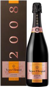 [kuva: Veuve Clicquot Vintage Rosé Champagne Brut 2008(© Alko)]